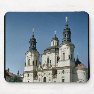 The Church of St. Nicholas, built 1703-61 Mouse Pad