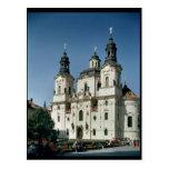 The Church of St. Nicholas, built 1703-61 Postcard
