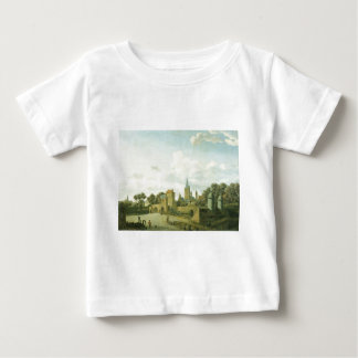 The church of St. Severin in Cologne in a fictive Baby T-Shirt