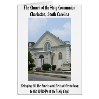 The Church of the Holy Communion Cards