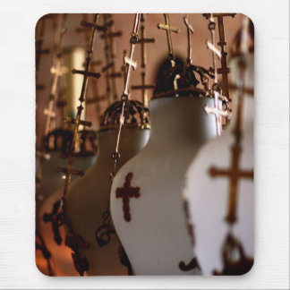 The church of the holy sepulchre, Jerusalem,Israel Mouse Pad
