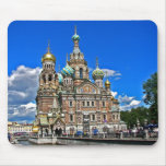 The Church on the Spilled Blood Mouse Pads