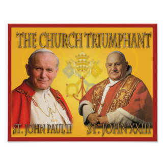 THE CHURCH TRIUMPHANT POSTER