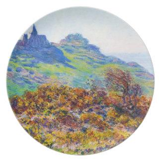 The Church Varengeville Gorge Les Moutiers Dinner Plate
