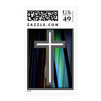 The Church Window postage Stamp