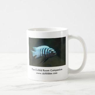 The Cichlid Room Companion - Metriaclima zebra Coffee Mug