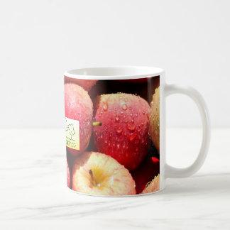 The Cider Workshop applemug #1 Classic White Coffee Mug