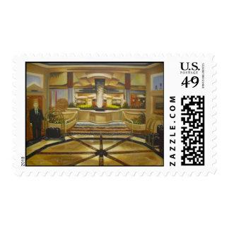 The Cincinnatian Postage Stamps
