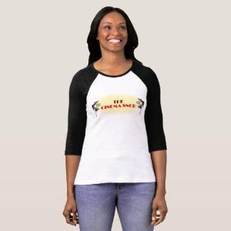 The Cinema Snob Logo - Women's 3/4 Sleeve T-Shirt