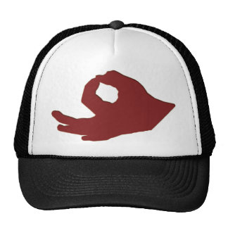 The Circle Again Here In Hat Form