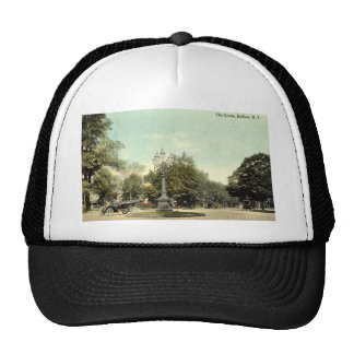 The Circle, Buffalo NY 1913 Vintage Hats