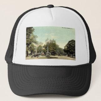 The Circle, Buffalo NY 1913 Vintage Trucker Hat