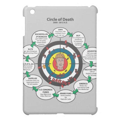 The Circle of Death iPad Mini Covers