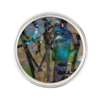 The circle of opal - pin' S Pin