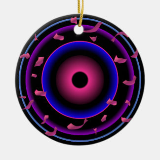 The Circles of Light Ornament
