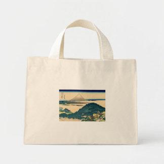The Circular Pine Trees of Aoyama Mini Tote Bag
