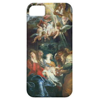 The Circumcision, c.1605 (oil on canvas) iPhone SE/5/5s Case
