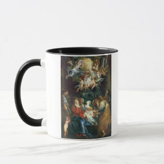 The Circumcision, c.1605 (oil on canvas) Mug