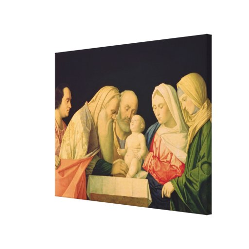 The Circumcision Gallery Wrapped Canvas