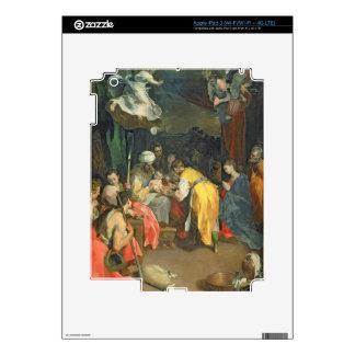 The Circumcision of Christ, 1590 (oil on canvas) iPad 3 Skin