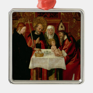 The Circumcision Presentation in the Temple Metal Ornament