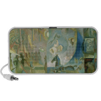 The Circus, c.1910 iPhone Speaker