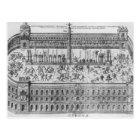 The Circus Maximus in Rome, c.1600 Postcard