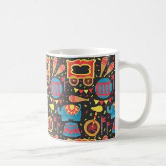 The Circus Parade Classic White Coffee Mug