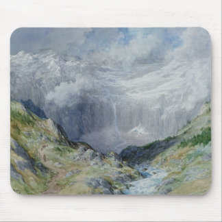 The Cirque at Gavarnie, 1882 Mouse Pad