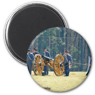 The Citadel Artillery Unit Magnet