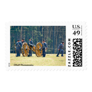 The Citadel Artillery Unit Postage
