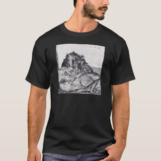 The Citadel Of Arco In The South Tyrol by Albrecht T-Shirt