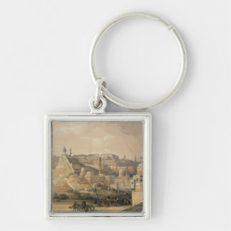 The Citadel of Cairo from Egypt and Nubia Key Chain