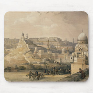 """The Citadel of Cairo, from """"Egypt and Nubia"""" Mouse Pad"""