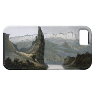 The Citadel Rock on the Upper Missouri, plate 18 f iPhone SE/5/5s Case