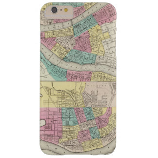 The Cities Of Pittsburgh Allegheny Cincinnati Barely There iPhone 6 Plus Case