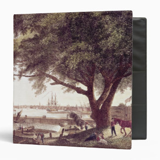 The City and Port of Philadelphia, from 3 Ring Binder