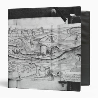 The city and the village of Carcassonne, 1462 Binder