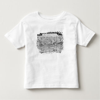 The city and the village of Carcassonne, 1462 Toddler T-shirt