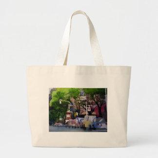 The City Jumbo Tote Bag