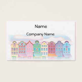 The City Business Card