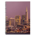 The City by the Bay Note Books