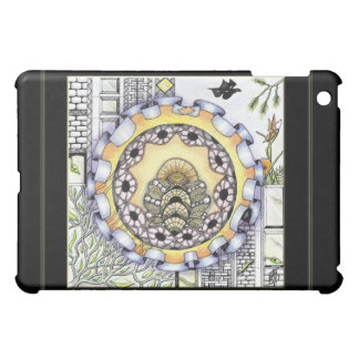 The City Garden iPad Mini Cover