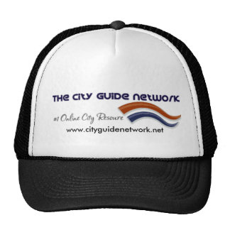 The City Guide Hat