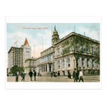 """The City Hall"" New York Post Cards"