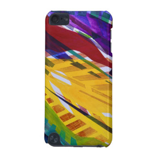 The City II - Abstract Rainbow Streams iPod Touch (5th Generation) Cover
