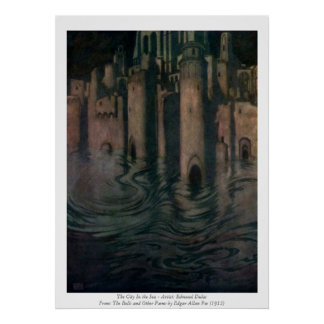 The City In the Sea Posters