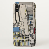 The City iPhone X Case