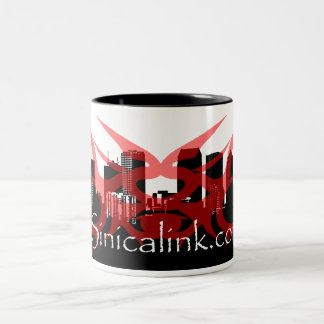 The City Is Ours Two-Tone Coffee Mug