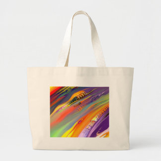 **The City** Large Tote Bag